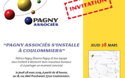 Pagny Associés s'installe à Coulommiers